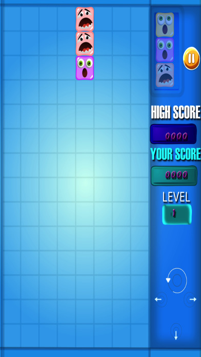 A Monster Blocks PRO: crazy tetris (iPhone) reviews at iPhone