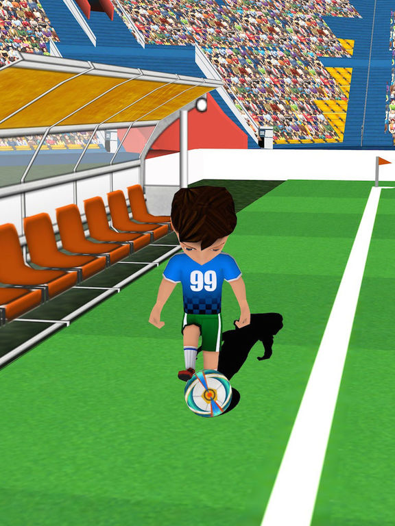 Tap Soccer Challenge screenshot 7