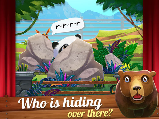 Kids Theater: Zoo Show screenshot 8