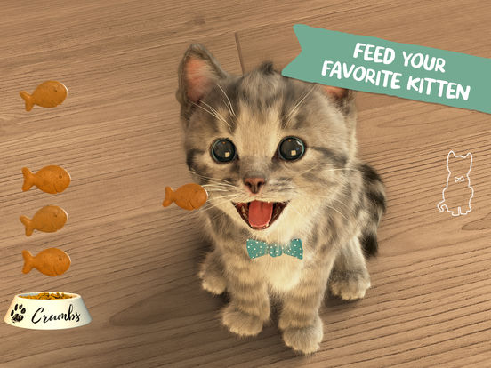 Little Kitten App screenshot #1