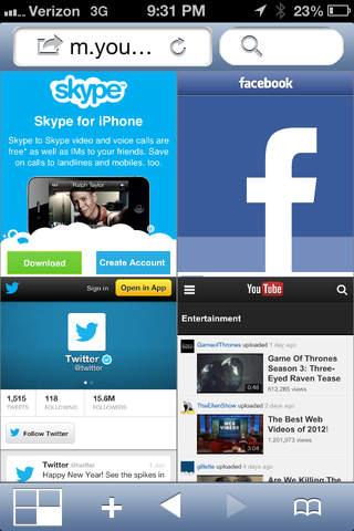 Dash Web - Fast Mobile Browser - náhled