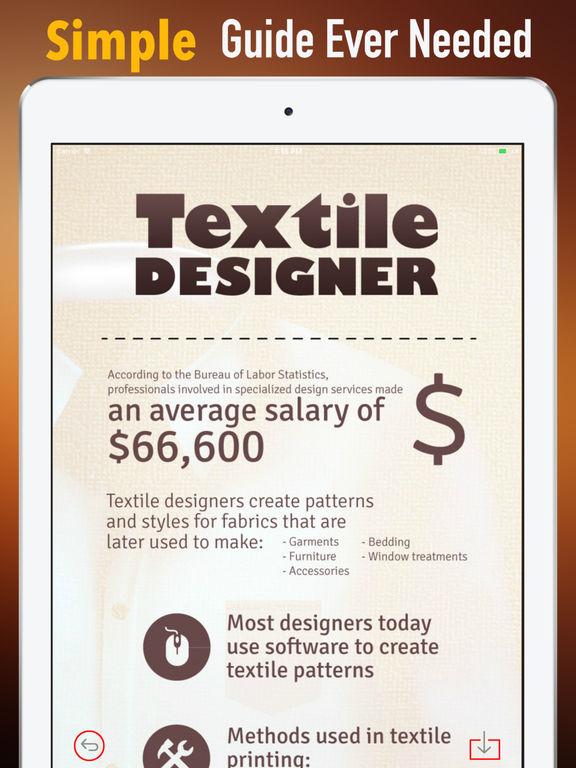 DIY Textiles Design Guide- Creative Hand-Painting screenshot 6