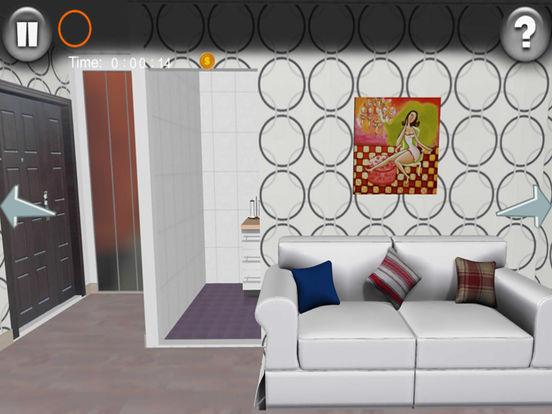 Escape Crazy 11 Rooms Deluxe screenshot 7