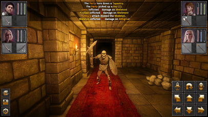The Deep Paths screenshot 2