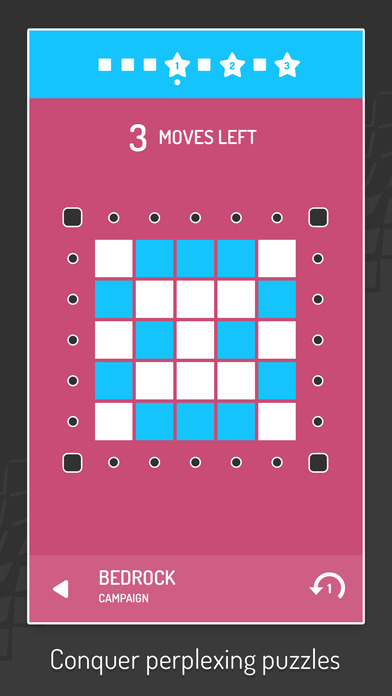 Invert - Tile Flipping Puzzles screenshot 5