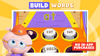 Super Why! Phonics Fair screenshot 3