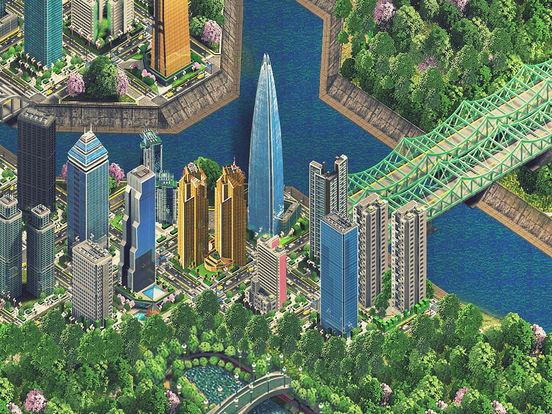 City Game™ - Seoul Korea screenshot 8