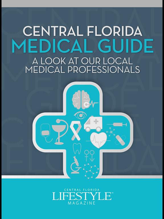 Central Florida Medical Guide screenshot 6