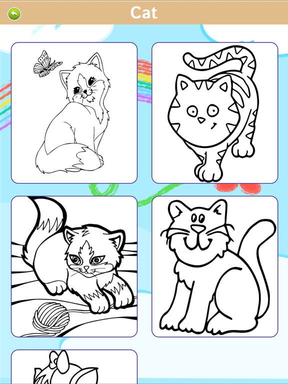 Animals Coloring : Draw, Paint for Kids screenshot 7