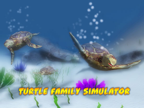 Turtle Family Simulator Full screenshot 5