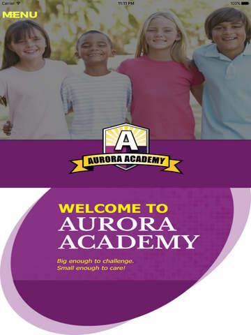 Aurora Academy - náhled