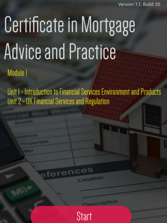 Certificate in Mortgage Advice and Practice CeMAP screenshot 6