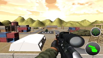 Charlie Heli Sniper Shot : 3D Mobile Kill-er Strik screenshot 3