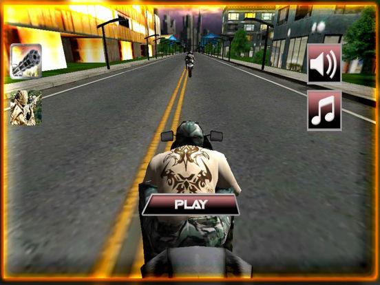 Fast Bike Gangster screenshot 5