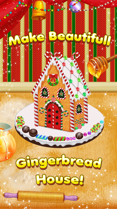 Fairies Christmas Kitchen & Fun screenshot 1