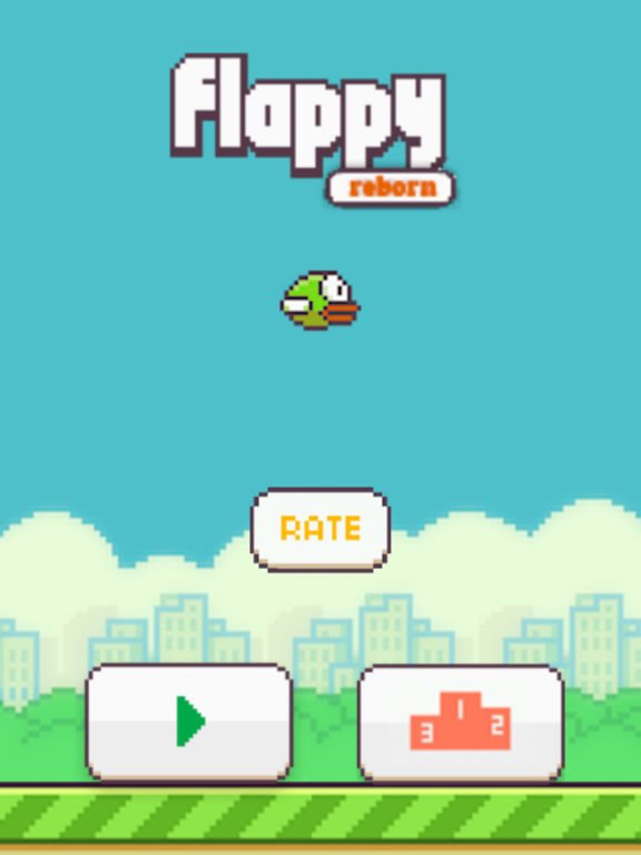 Flappy Reborn - The Bird Game screenshot 4