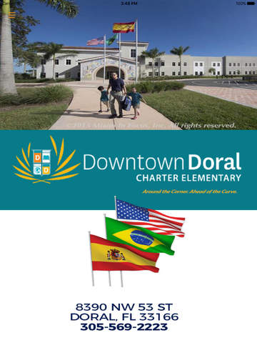 Downtown doral charter - náhled