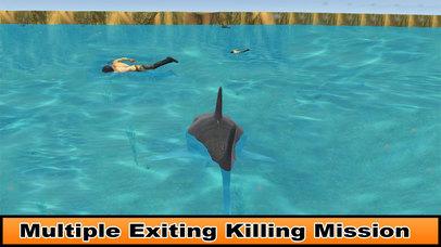 Hungry Dolphin Fish Simulator screenshot 3