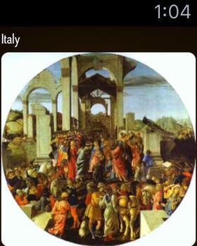 Sandro Botticelli screenshot 15
