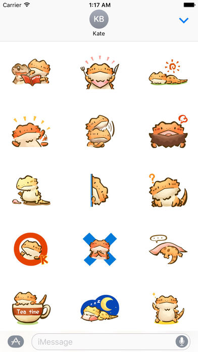 Dragon Baby Sticker screenshot 2