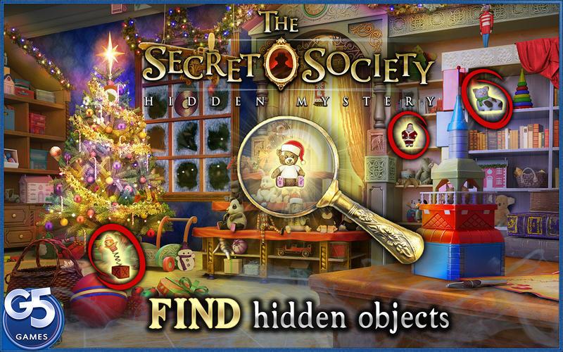The Secret Society: Hidden Way screenshot 1