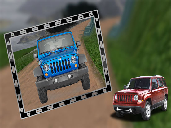 Mountain Jeep Parking : Off-Road Crazy Drifting 3D screenshot 5
