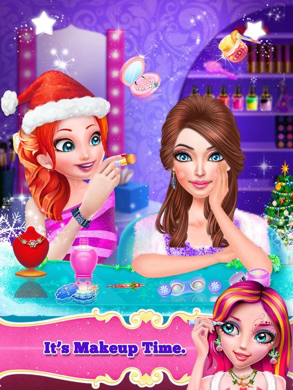 Christmas Celebrity Makeover screenshot 8