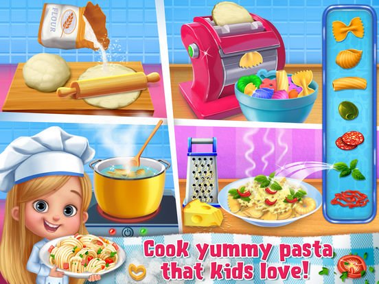 Little Chef - Rule the Kitchen screenshot 8