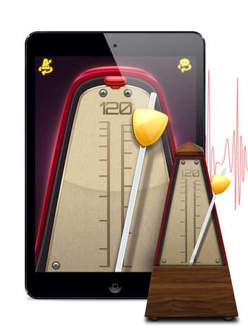 Metronome App Free - Beats (BPM) & Tap Tempo Pro - náhled