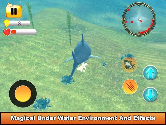 Hungry Dolphin Fish Simulator screenshot 8