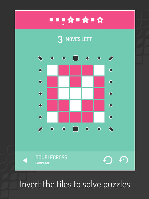 Invert - Tile Flipping Puzzles screenshot 6