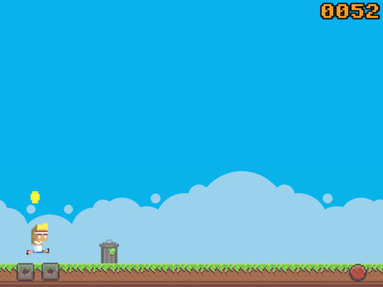 Retro Running Brothers screenshot 8