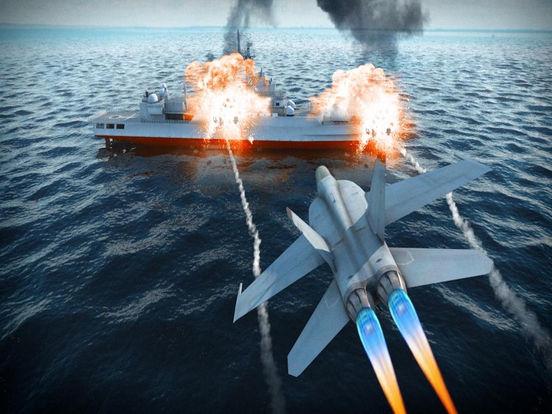 Air Combat Jet Simulator screenshot 6
