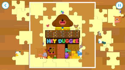 Hey Duggee Jigsaws screenshot 4