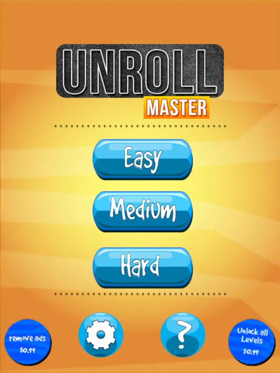 UnRoll Master screenshot 6