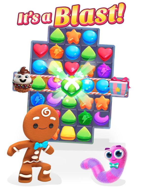 Cookie Jam Blast™ Match 3 Game screenshot 6