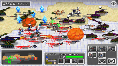 Doodle Wars : War On Terror ! screenshot 1
