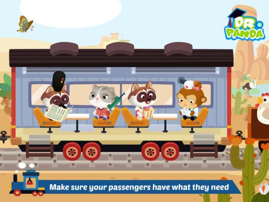 Dr. Panda Train screenshot #2