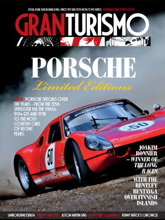 GranTurismo Magazine screenshot 6