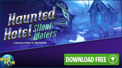 Haunted Hotel: Silent Waters - Hidden Objects screenshot 5
