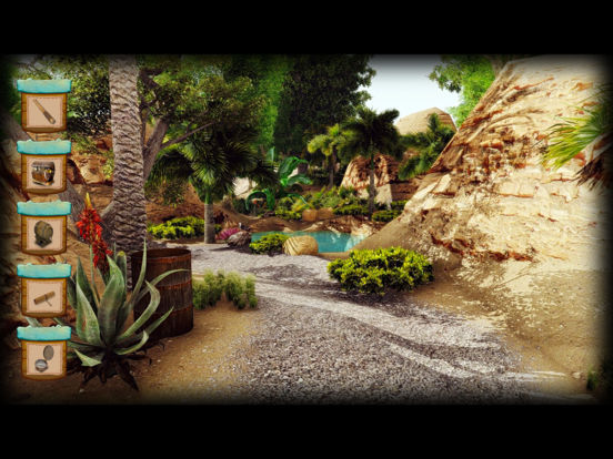 Escape The Island - Hidden Object Game screenshot 7
