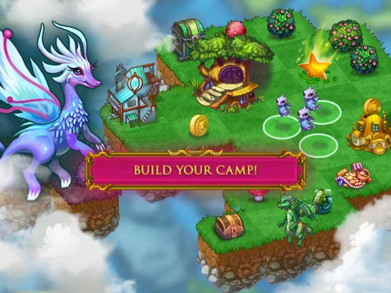 Merge Dragons! screenshot 9