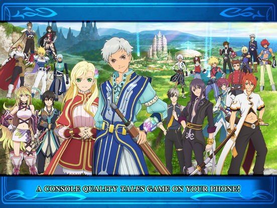 Tales of the Rays screenshot #1