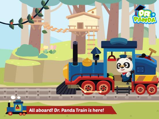Dr. Panda Train screenshot #1