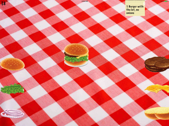 Burger Here screenshot 2