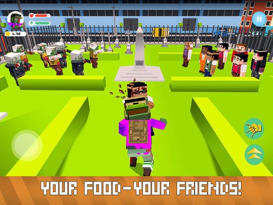 Blocky Zombie Simulator Full screenshot 8