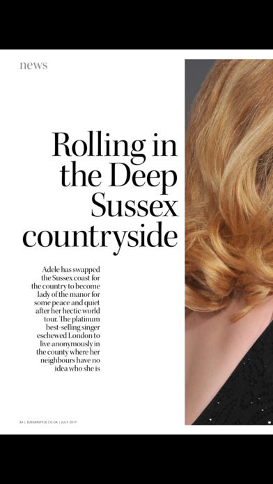 Sussex Style screenshot 4