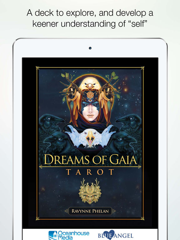 Dreams of Gaia Tarot screenshot 6