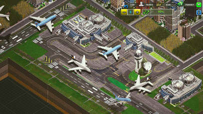 Airplane Village™ screenshot 1