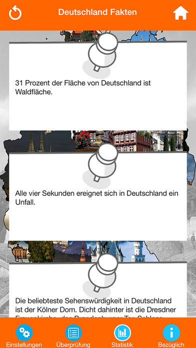 Deutschland Wissens Quiz screenshot 5